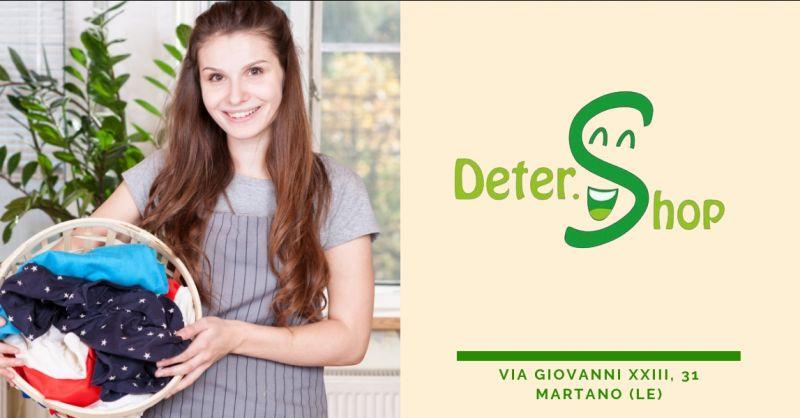 Offerta deter shop lecce - offerta detersivi martano - offerta igiene casa lecce