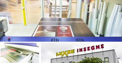 luxor insegne offerta progettazione grafica personalizzata stampa digitale grandi formati