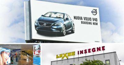 luxor insegne offerta realizzazione cartellonistica pubblicitaria stradale