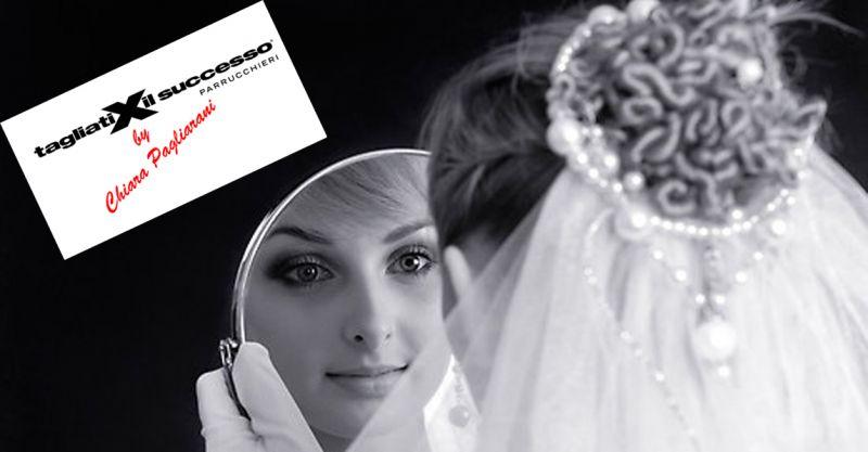 offerta pacchetto sposa acconciatura e make up Roma - occasione preparazione sposa trucco Roma