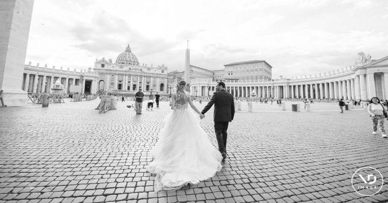 offerta servizio fotografico matrimonio - occasione Fotografo professionista matrimoni Roma