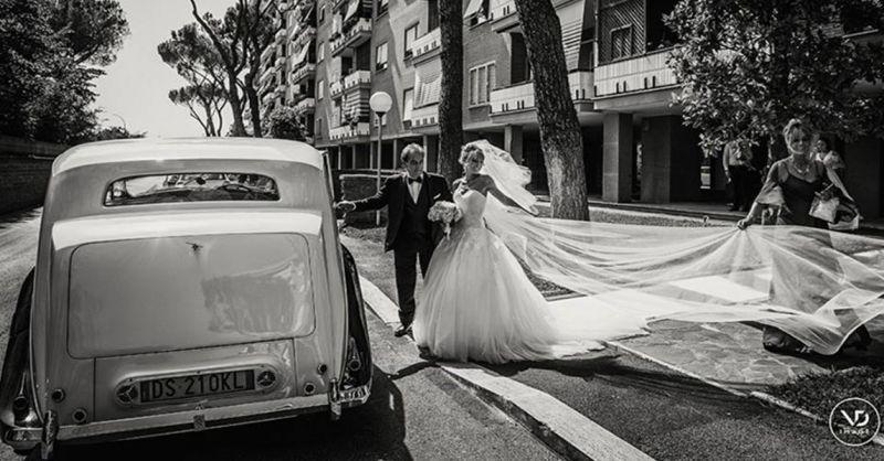 offerta Reportage matrimonio fotografo Roma - occasione foto in stile reportage nozze Roma