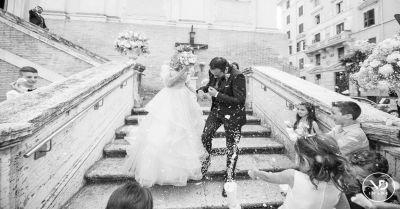 offerta servizio fotografico video professionale matrimonio roma occasione trailer matrimonio
