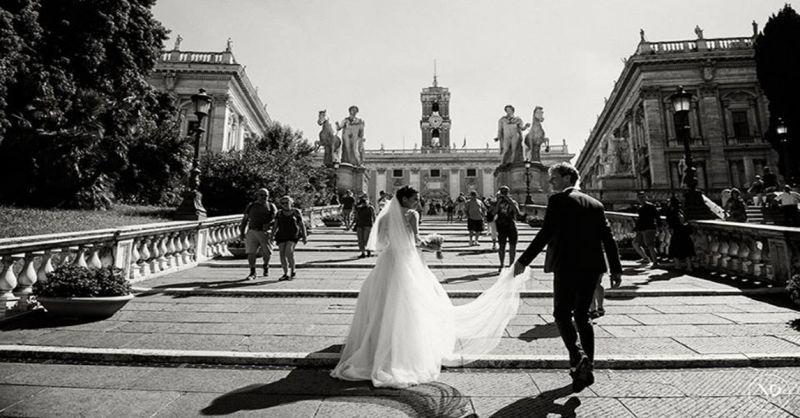 offerta studio fotografico Roma - occasione Roma realizzazione servizi fotografici matrimoni