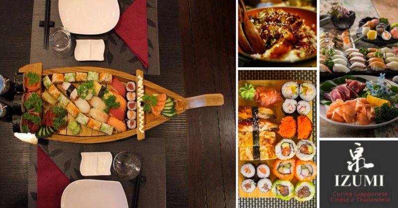 offerta ristorante All You Can Eat sushi Roma - occasione mangiare Giapponese Roma