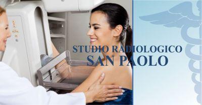 san paolo carbonia offerta screening mammografico prevenzione carcinoma della mammella