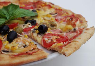 offerta pizza fragrante promozione pizza con forno a legna