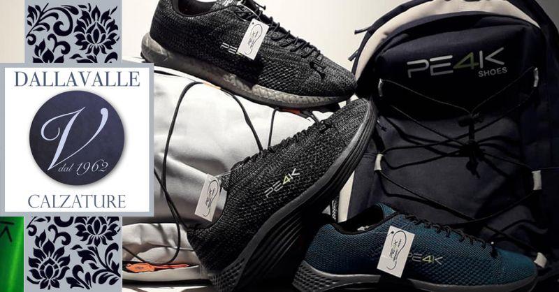 Offerta linea scarpe da ginnastica PE4K Vicenza - Occasione Scarpe con plantare memory foam Vicenza