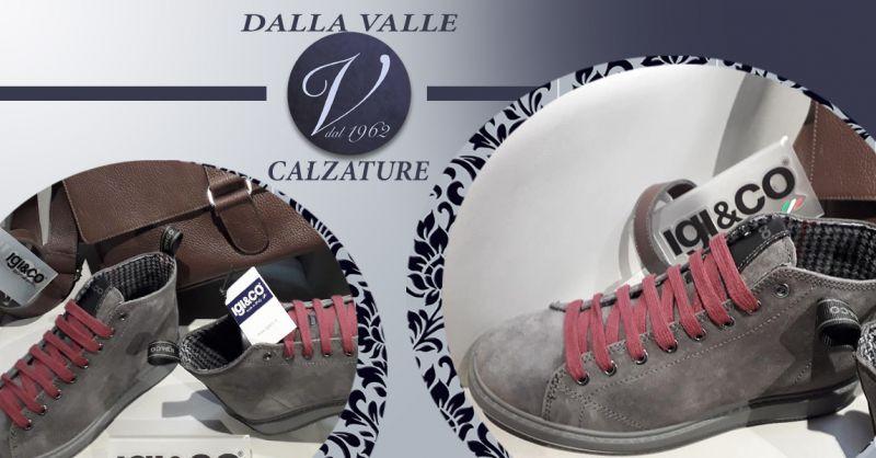 Offerta Collezione scarpe uomo IGIeCO sneakers Vicenza - Occasione Moda Scarpe Uomo IGI CO