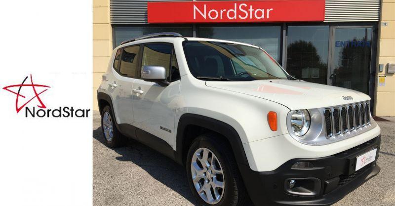 offerta vendita JEEP RENEGADE 1.6 MJT LIMITED - occasione vendita Fuoristrada SUV usato Vicenza