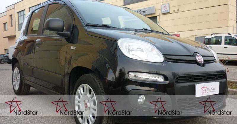 Offerta FIAT PANDA GPL usata Vicenza - Occasione auto usate a Gpl neopatentati Vicenza