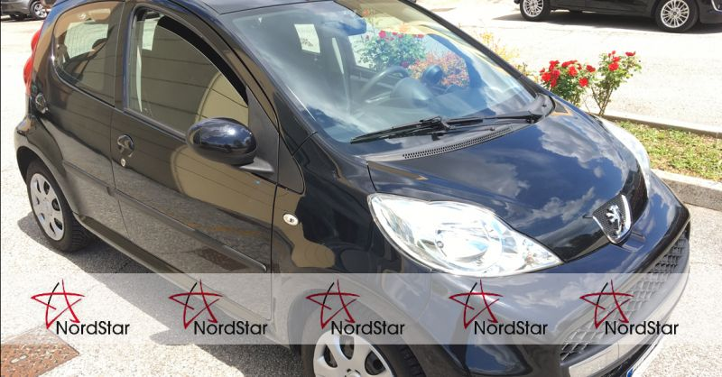 Offerta Peugeot 107 allestimento Sweet Years Vicenza - Occasione Peugeot Usata 5 Porte Vicenza