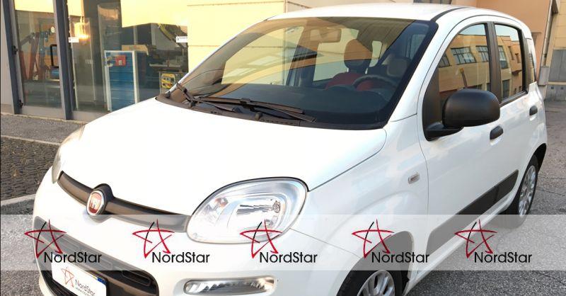 Offerta Fiat Panda 1.2 GPL usata benzina  - Occasione Panda Easy Power 5 porte Vicenza