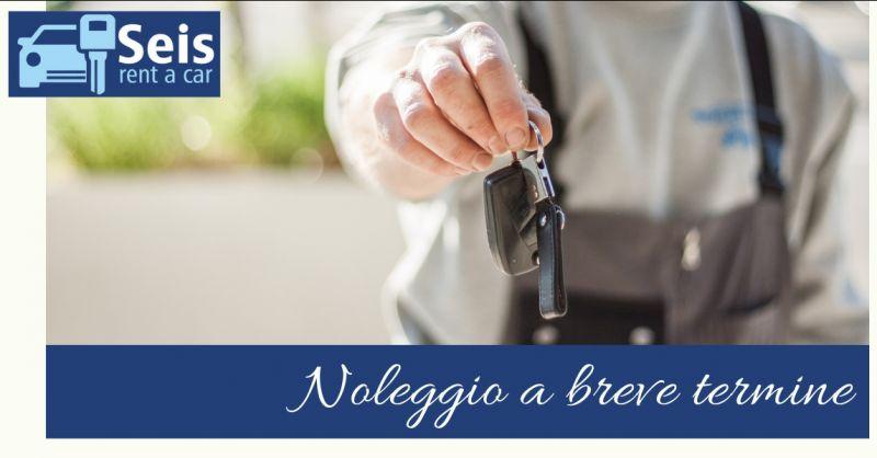 seis rent a car offerta NOLEGGIO auto breve termine catanzaro - promozione noleggio utilitaria