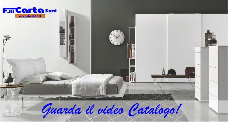 FRATELLI CARTA ORISTANO - OFFERTA ARREDAMENTO TOMASELLA CAMERA DA LETTO