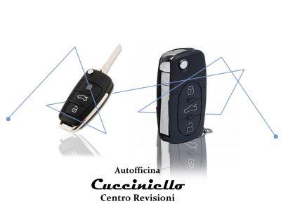 offerta vendita telecomando multi marca per auto solofra officina cucciniello