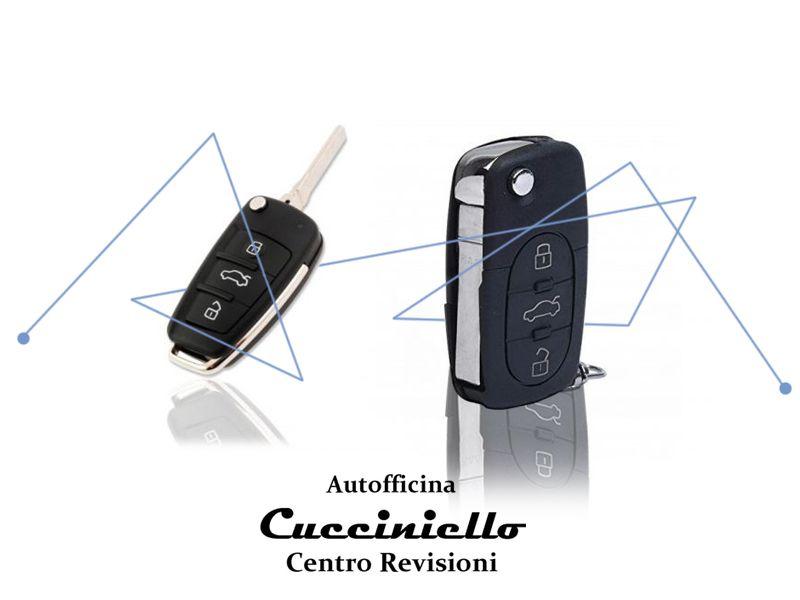 Offerta vendita telecomando multi marca per auto Solofra - OffIcina Cucciniello