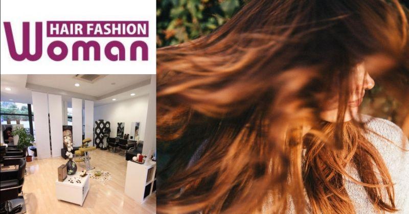 Woman Hair Fashion offerta salone parrucchiera Terni - occasione trattamenti benessere capelli