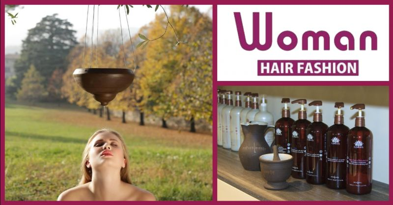 WOMAN HAIR FASHION offerta trattamento professionale naturale per capelli Terni