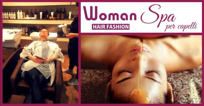 offerta trattamenti professionali capelli - occasione trattamenti benessere cute capelli Terni