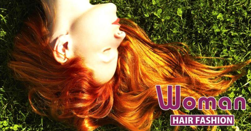 Offerta trattamento ristrutturante per capelli - occasione vendita prodotti per capelli Terni
