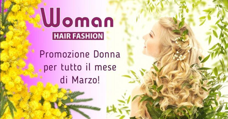 Offerta parrucchiere colorazioni vegetali bio Terni - promozione capelli festa della donna Terni