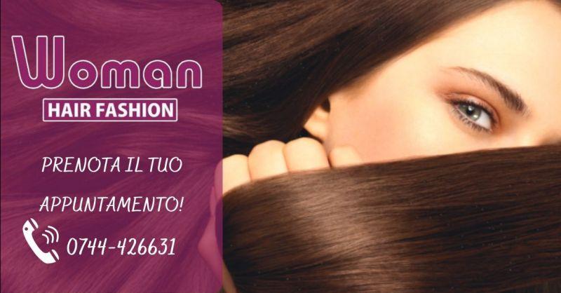 Offerta prenotazione taglio piega Terni - occasione parrucchiere professionale e sicuro Terni