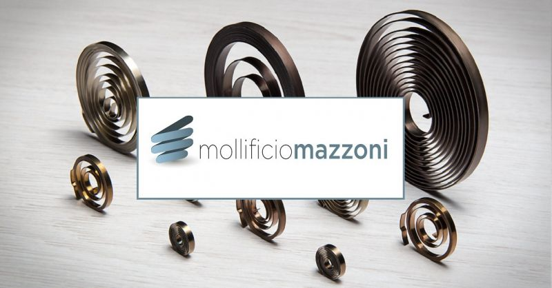 Mollificio Mazzoni - Offerta Molle a Spirale di qualsiasi tipo realizzate con filo tondomade