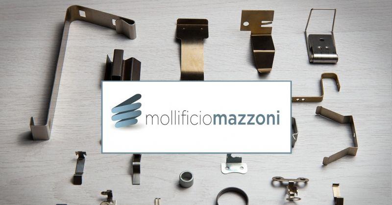 MOLLIFICIO MAZZONI SRL - Molle a nastro tranciate e sagomate made in Italy
