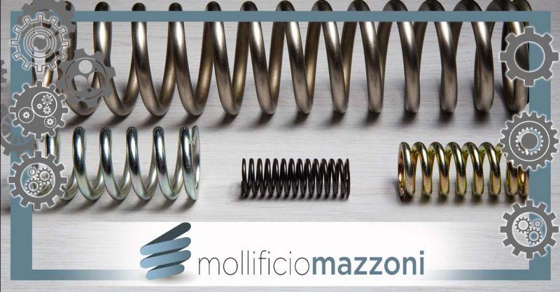 Offerta Molle a Compressione  Mollificio - Occasione Produttore Nazionale Molle a  Compressione
