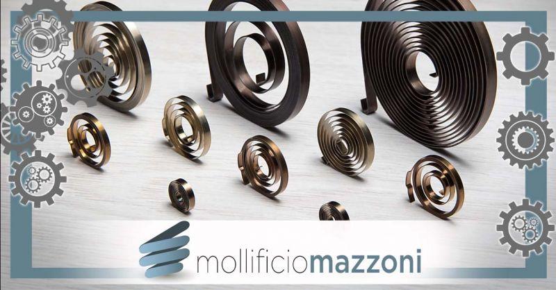 Offerta Molle a Spirale MOLLIFICIO MAZZONI - Occasione Produttore Nazionale Molle a Spirale