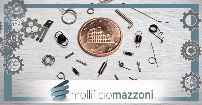 Offerta Realizzazione Micromolle MOLLIFICIO MAZZONI - Occasione Produttore Nazionale Micromolle
