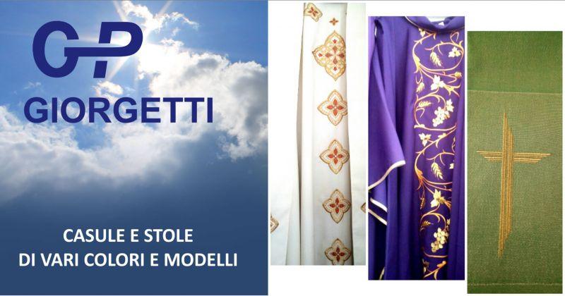 offerta vendita casule e stole - occasione vendita abbigliamento sacerdote casule e stole