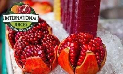 offerta semilavorati succo frutta industria alimentare italia spremuta melagrana calabria