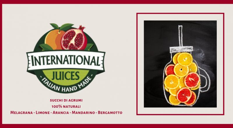 International Juices offerta semilavorati alimentari - promozione succo melograno semilavorato
