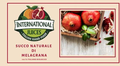 international juices occasione succo melograno calabrese promozione concentrato melograno