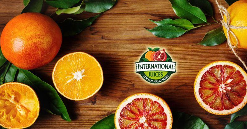 International Juices – offerta semilavorati a base di frutta – promozione produzione e distribuzione semilavorati di frutta