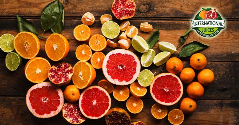 International Juices – offerta semilavorati a base di frutta a km 0 – promozione succhi naturali e preparati senza OGM