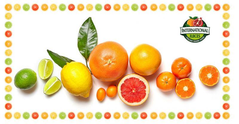 International Juices  - Offerta succhi naturali e biologici di agrumi – promozione produzione semilavorati e concentrati di frutta