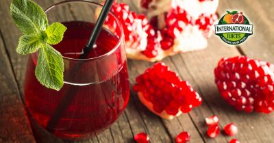 international juices offerta succo naturale di melagrana italiano promozione preparato di melagrana italiano