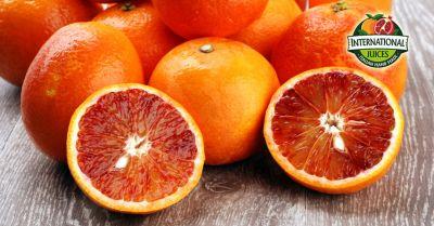 international juices offerta succo naturale di arancia rossa promozione concentrato e preparato di arancia