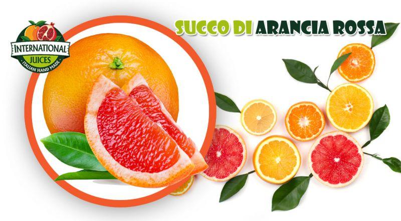 International Juices - offerta distribuzione Succo di arancia rossa italiano