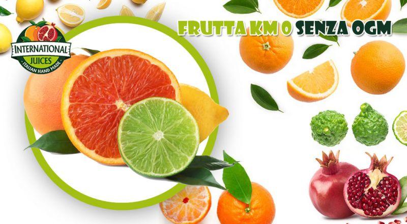 International Juices - promozione semilavorati a base di frutta naturali senza OGM