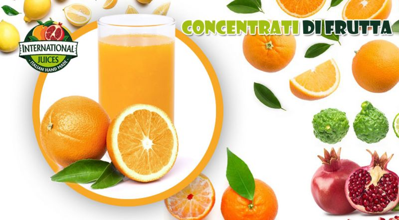 International Juices - offerta produttore di succhi di frutta naturali e concentrati