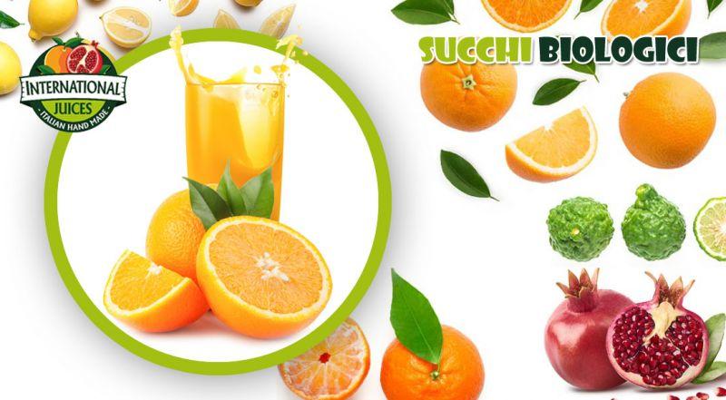International Juices - Offerta produzione succhi biologici di agrumi