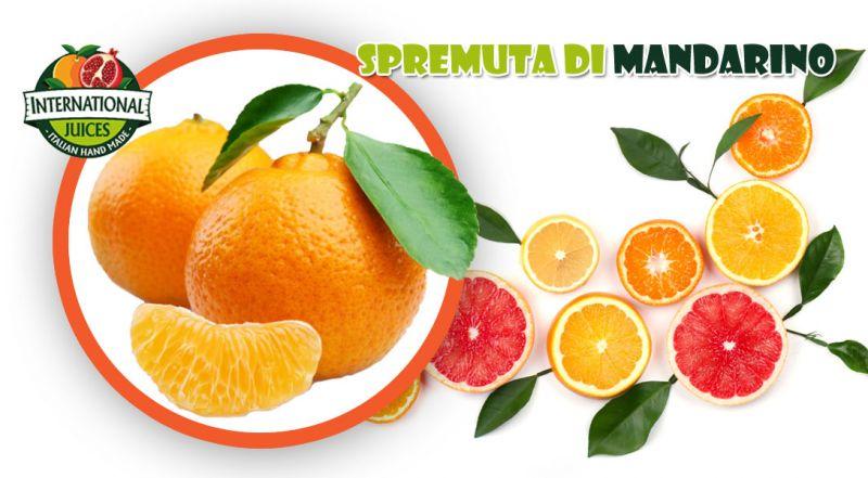 International Juices - offerta produzione di succo di clementina bio senza OGM
