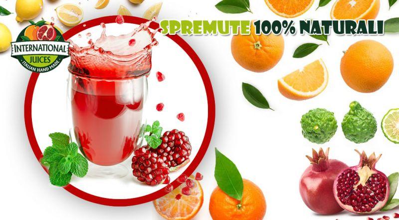 International Juices - offerta spremute e succhi di frutta senza ogm