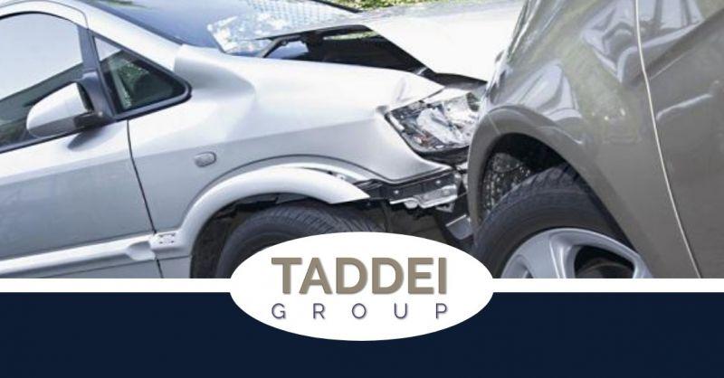 Taddei group Srl offerta servizio sinistri stradali - occasione agenzia infortunistica stradale
