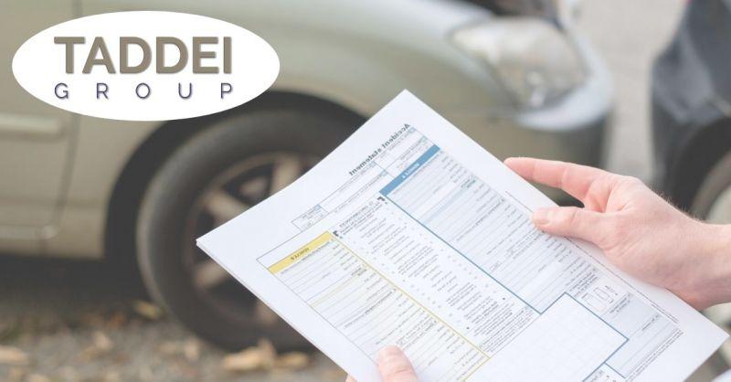 Taddei Group Srl offerta servizio Cai - occasione agenzia servizio compilazione Cai Ancona