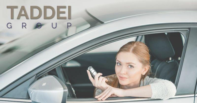 Taddei group Srl offerta servizio noleggio auto - occasione servizio auto sostitutiva